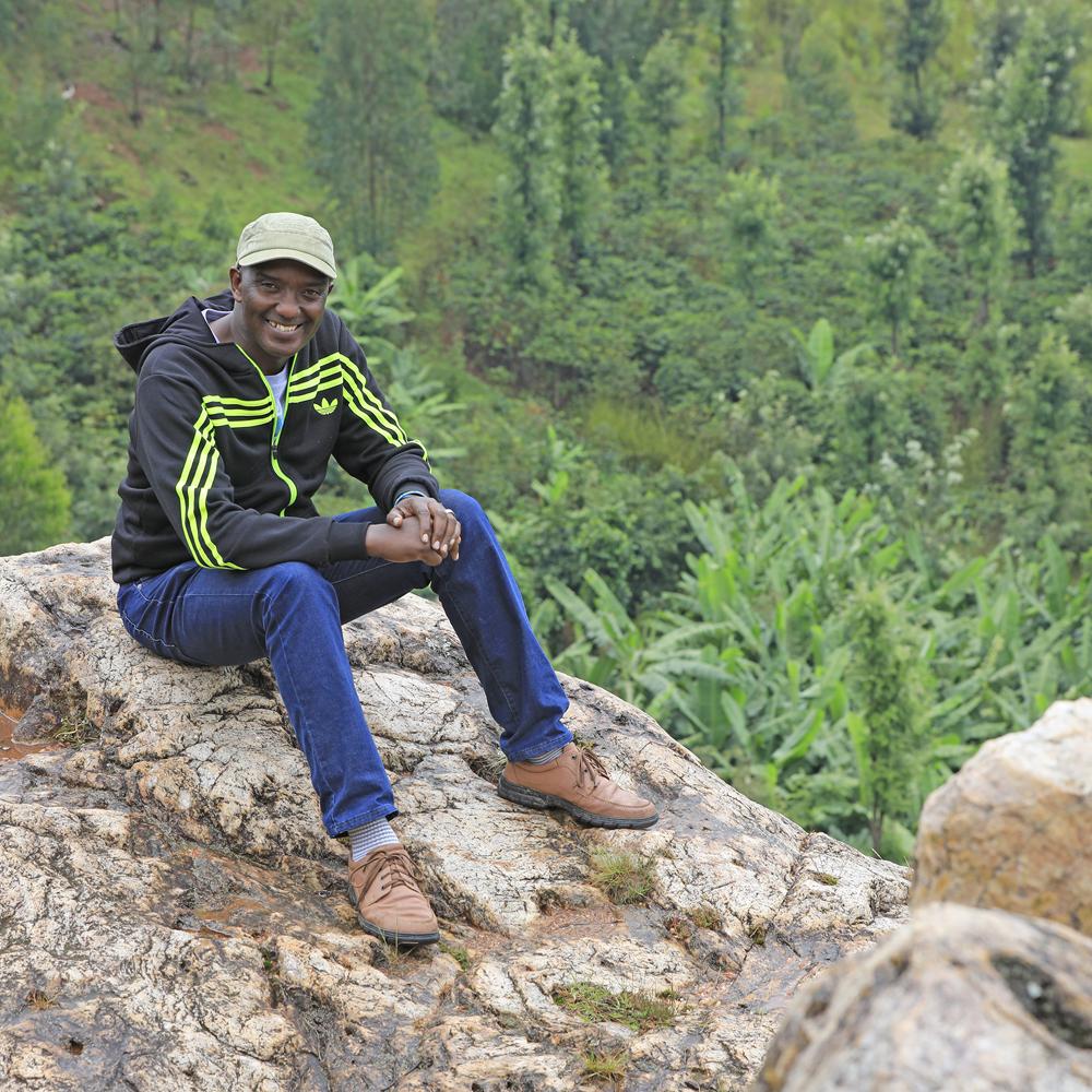 ルワンダ実験ロット カッピングセミナー